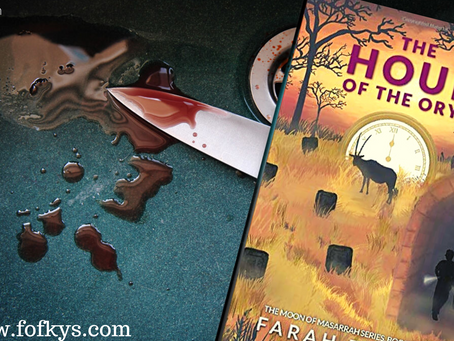 The Hour of the Oryx — A Review