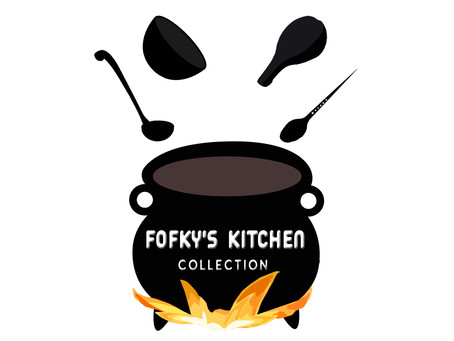 Fofky's Kitchen Collection © : An African Cookware Collection