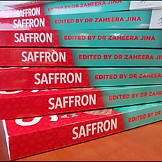 Saffron – A Collection of Personal Narratives by Muslim Women