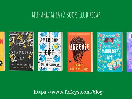 Muharram 1442 Book Club Recap