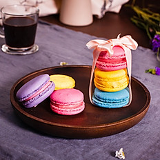 Authentic French Macarons
