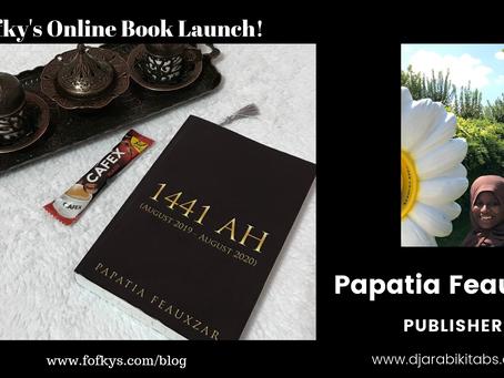1441 AH's Online Book Launch!