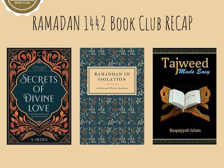 Ramadan Book Club Recap