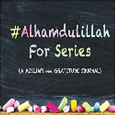 Alhamdullilah Gratitude Journal