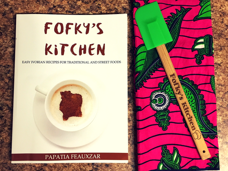 Fofky's Kitchen's Book Launch