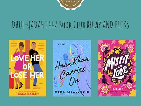 Dhul-Qadah Book Club Recap and Picks
