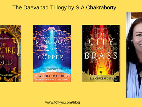 The Daevabad Trilogy — An Interview with the Author