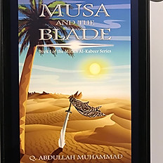 Musa and the Blade - Book 1