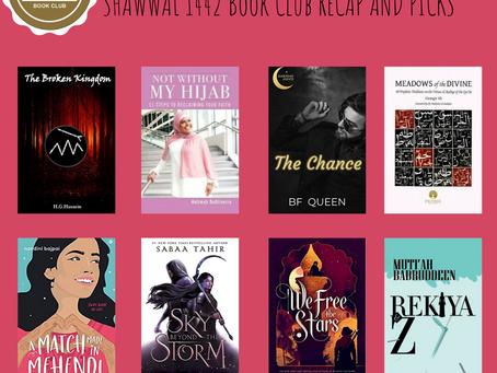 Shawwal Book Club Recap and Picks