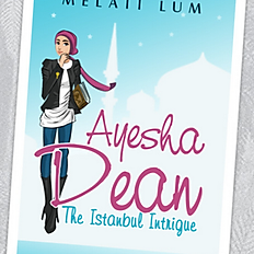 Ayesha Dean Sticker