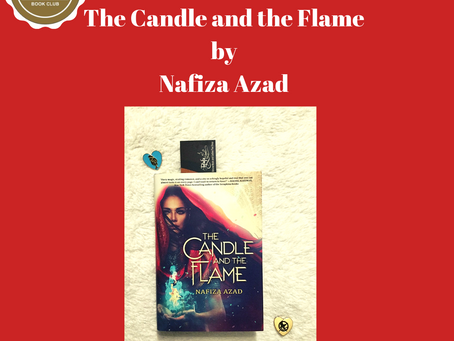 Dhul-Hijjah 1440 / August 2019's Book Club Second Pick — The Candle and The Flame
