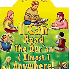 I Can Read the Qur'an Anywhere!