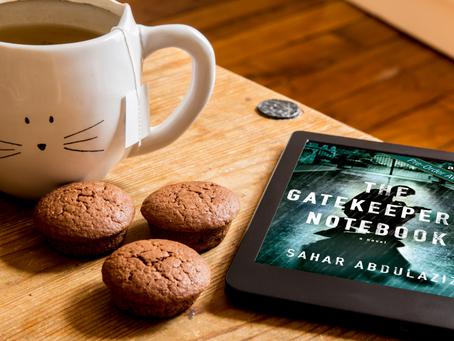 Upcoming Release : The Gatekeeper's Notebook by Sahar Abdulaziz