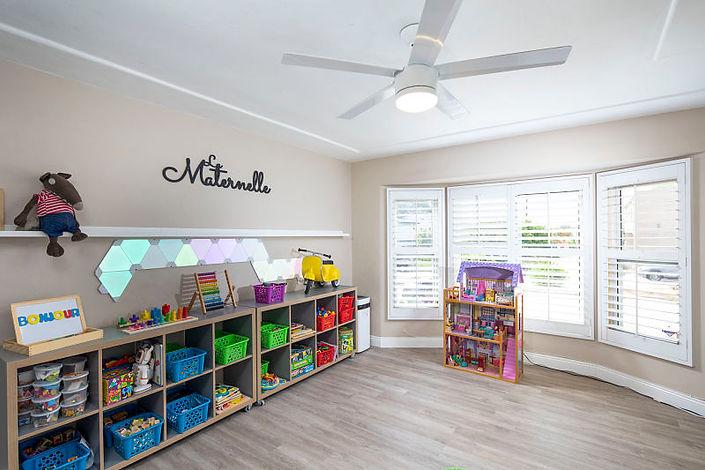 French preschool daycare
