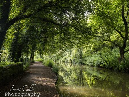 Walking Cromford Canal