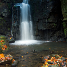 Lumsdale autumn