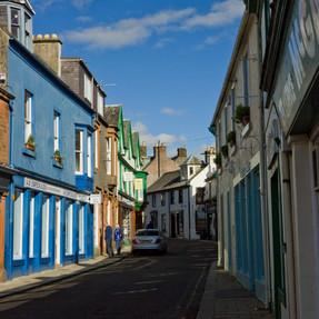 Moffat streets