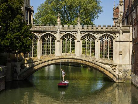 A day at Cambridge