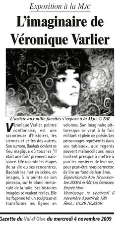 Gazette 4 nov. 2009