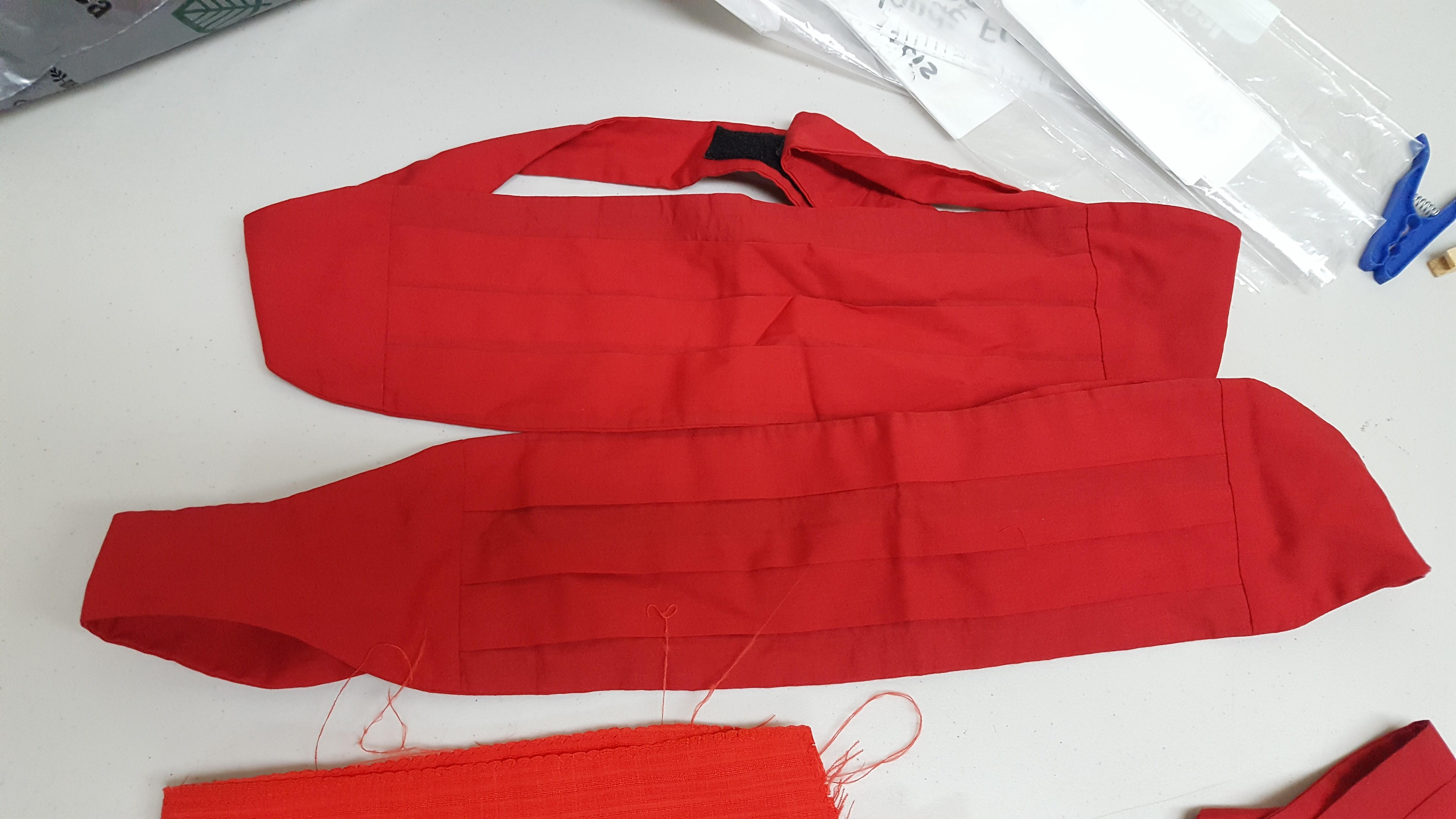 ceinturon rouge