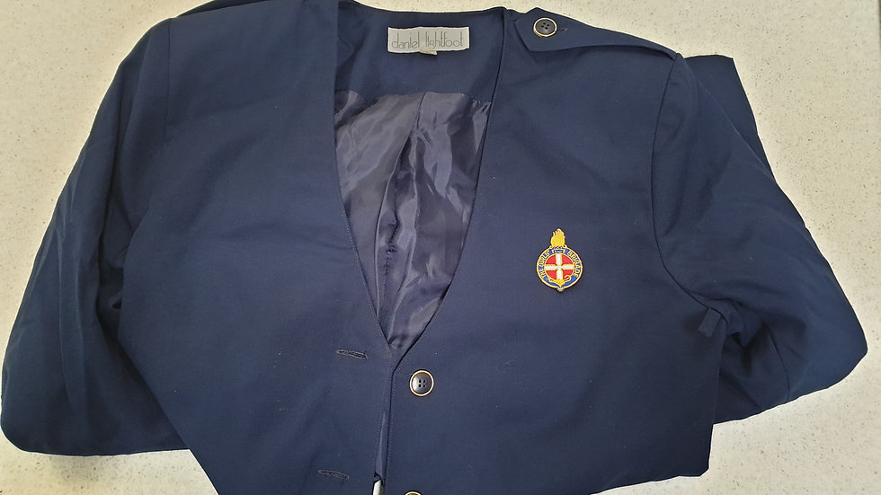 NEW Leaders Navy Blazer