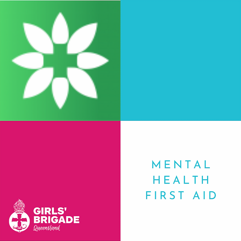 Mental Health First Aid - May 2020