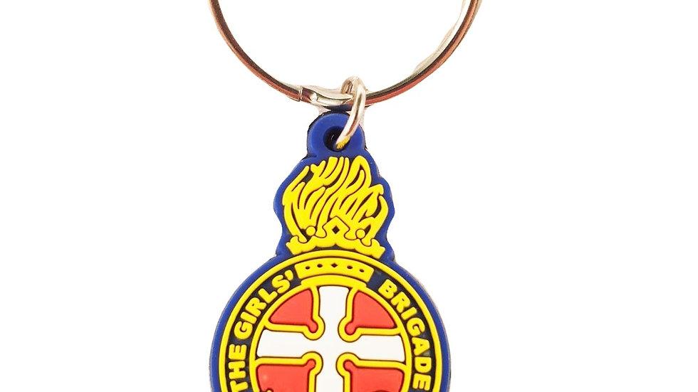 Keyring - GB Crest