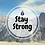 Thumbnail: Postcard - Stay Strong