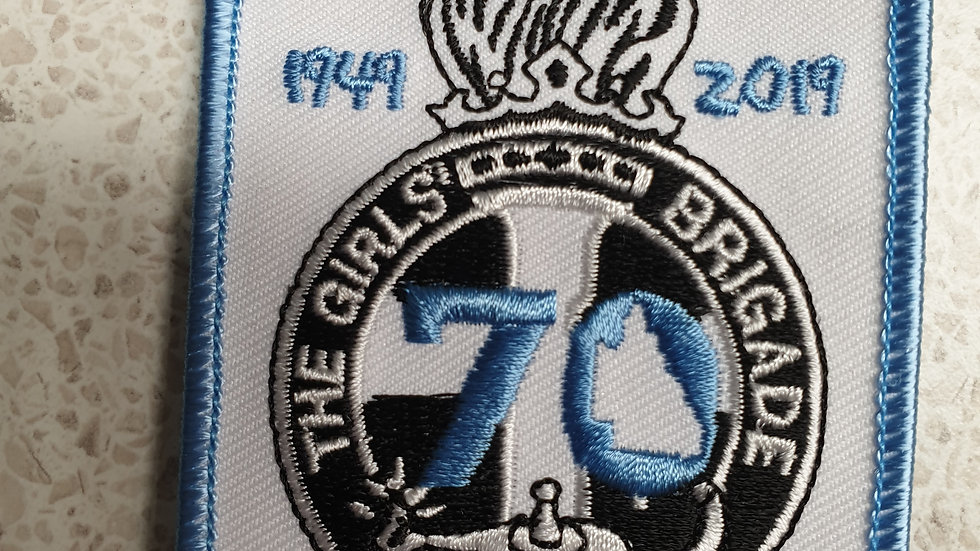 70 year patches