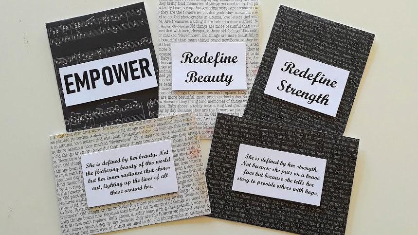 Cards - Redefine Series 1