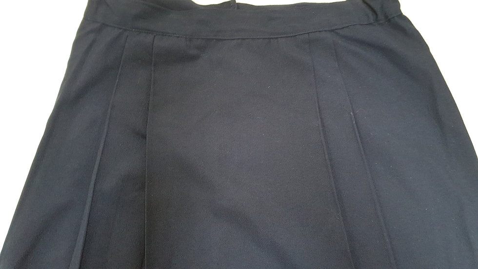 SECOND HAND Leaders Navy Skirt