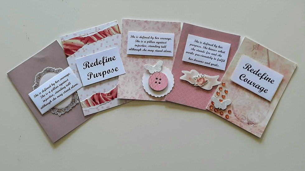 Cards - Redefine Series 2