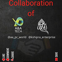 Collaboration of Kshipra group and A&A.