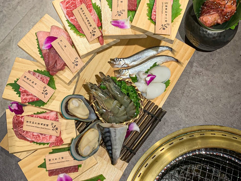 Head to Yakiniku-Guu For A5 All-You-Can-Eat Wagyu Sets