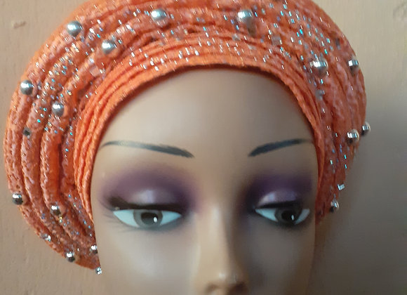 Design Auto Gele for Afro Ladies