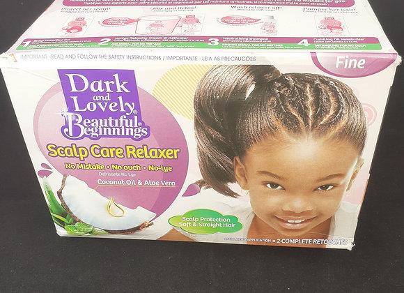 Dark N lovely Relaxer