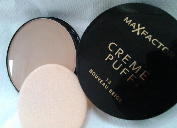 Maxfactor, Creme Puff
