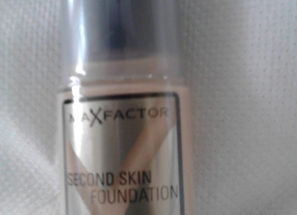 Maxfactor, Second Skin Foundation