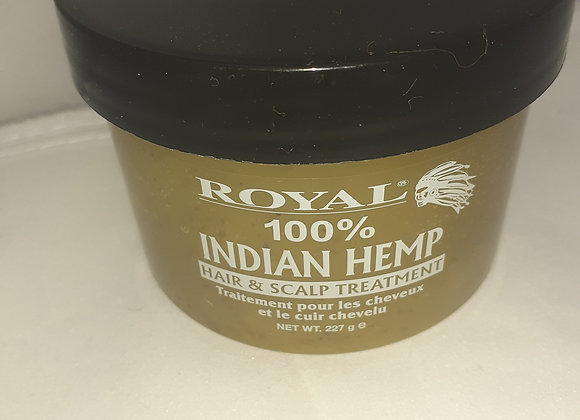 Royal 100% Indian Hemp