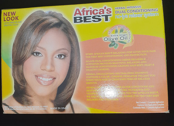 Africa Best Dual Conditioning Relaxer