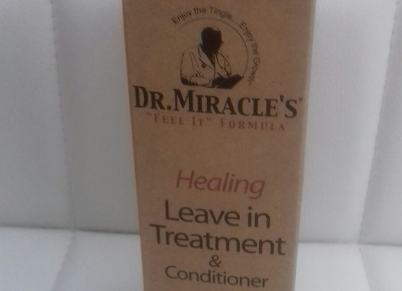 DR MIRACLE'S HEALING LEAVE IN TREATMENT 177.6ML