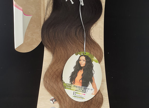 Brazilian body wave 18inch