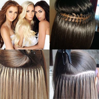 Christmas Special offers.  micro ring hair extensions.  With free 100% human hair  100 pieces.  .Was