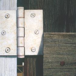 Six Screw Hinge, 2005
