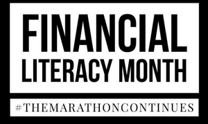 Financial Literacy Month, The Marathon Continues, Nipsey Hussle, Black Coffee, April, Coffee, Espresso, Financial Wellness, Financial Freedom, Victory Lap