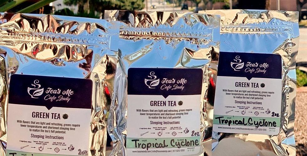 Tropical Cyclone (Green Tea)