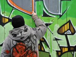 Graffiti Ville, Thibault Marlat