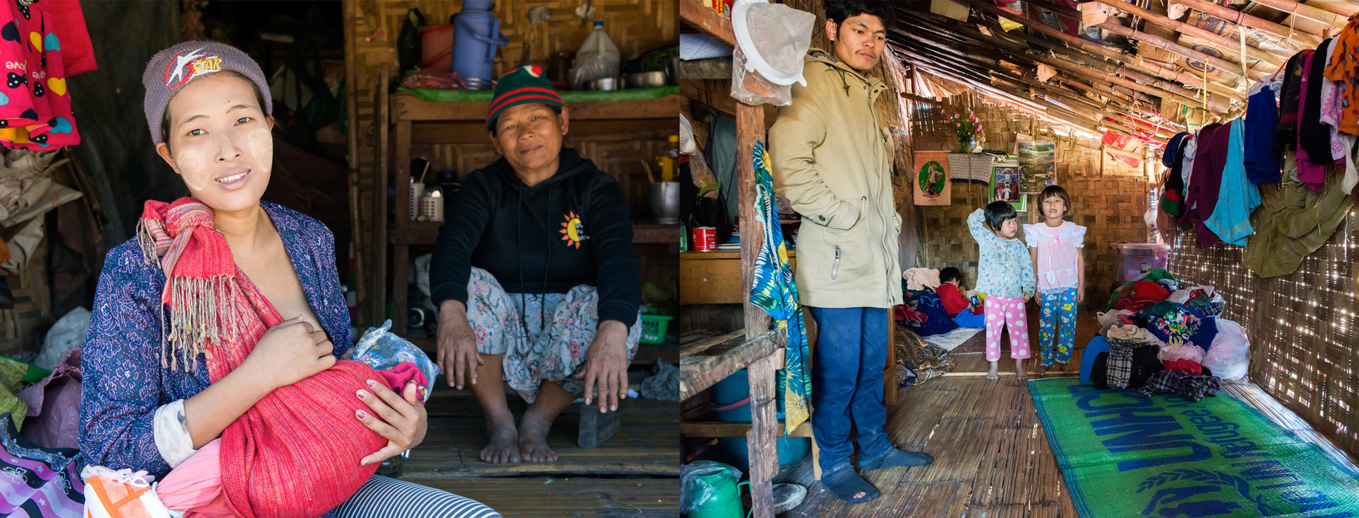 Kachin — Refugees in their own country