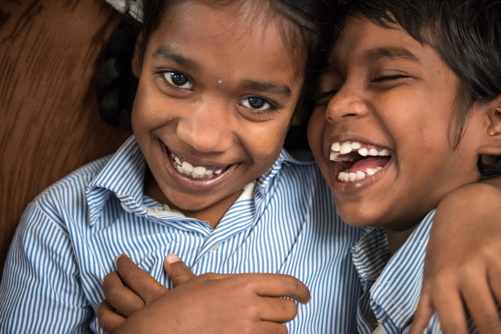 Avec l'aide des donateurs internationaux a été fondée JALY HOME, « Maison de la joie », où les enfants sont soignés, nourris, et éduqués.