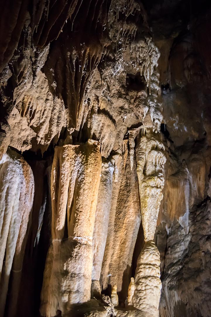 Grotte de Clamouse, Thibault Marlat